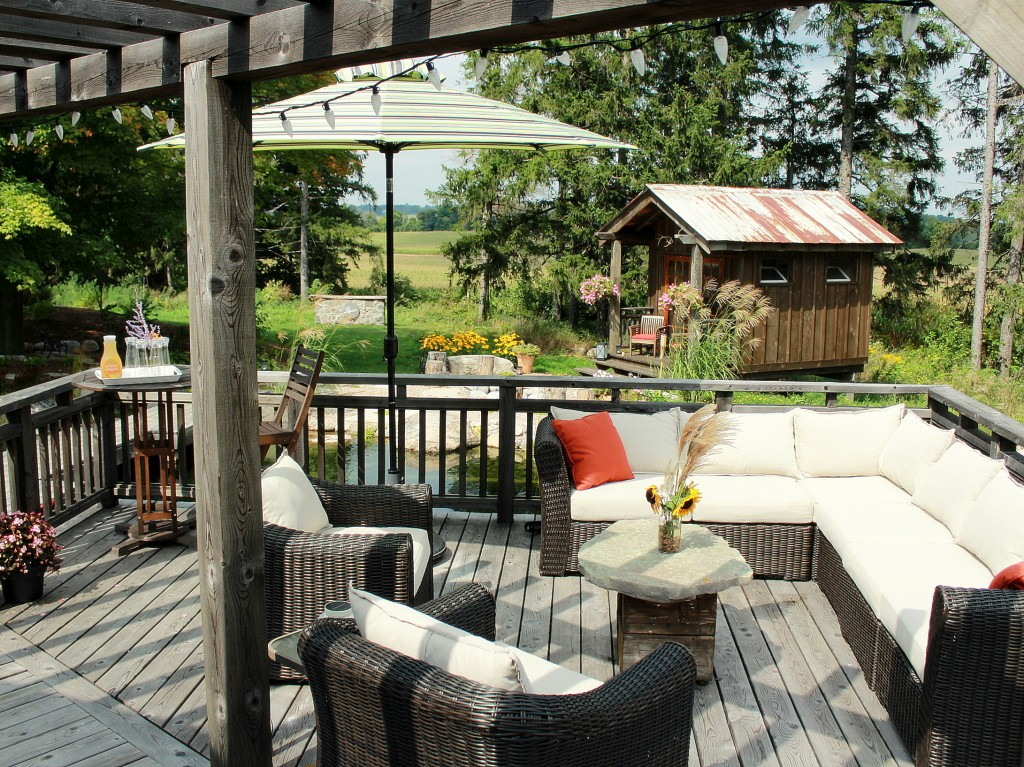 Outdoor Living Spaces - Quiet Nature