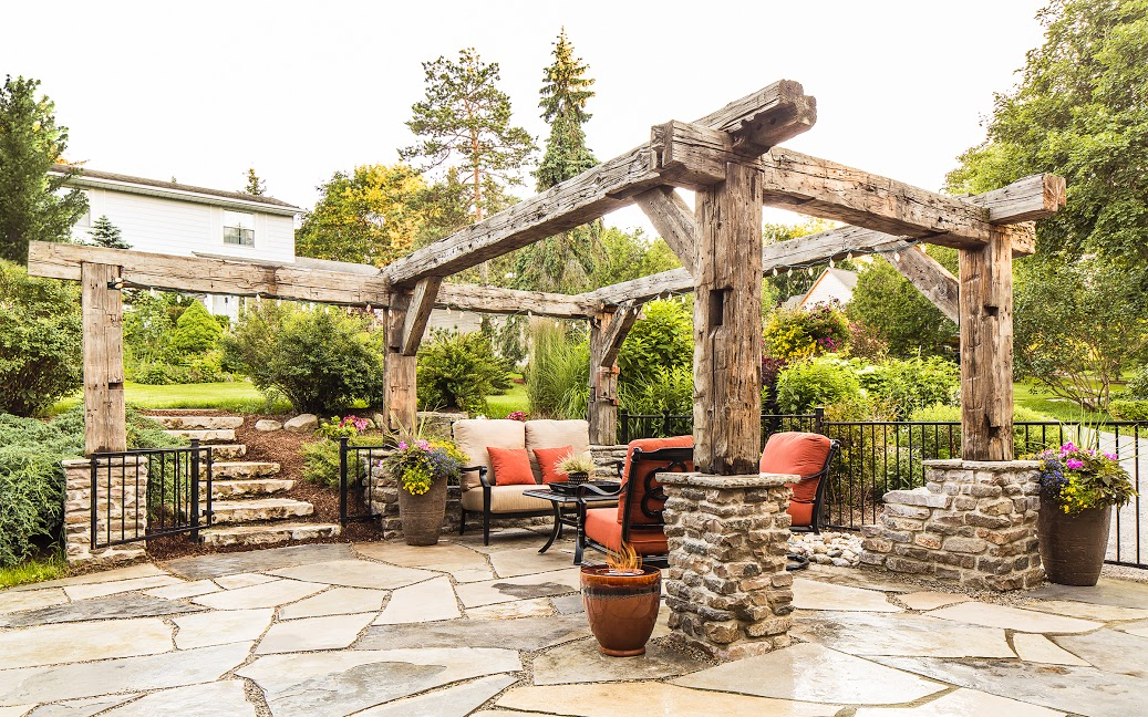 Quiet Nature - Award-winning landscape design ... on Backyard Decor Canada id=99857