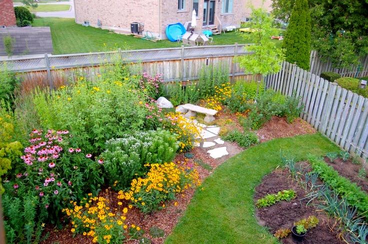 Gardens landscapes quiet nature for Vegetable garden maintenance