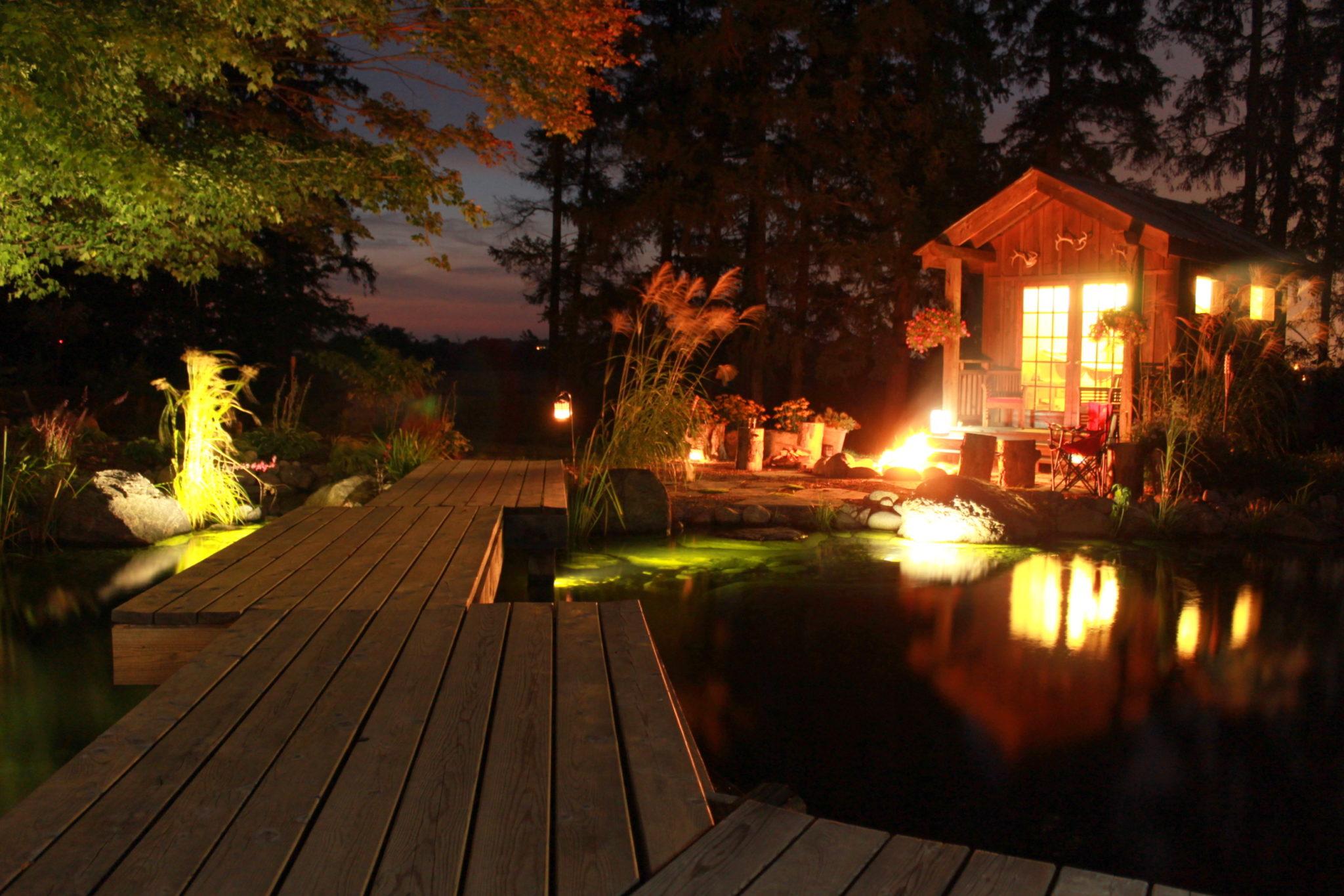 Landscape Lighting 5a