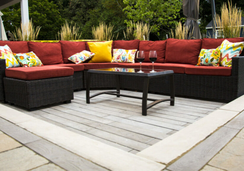 Extend your living space to the outdoors